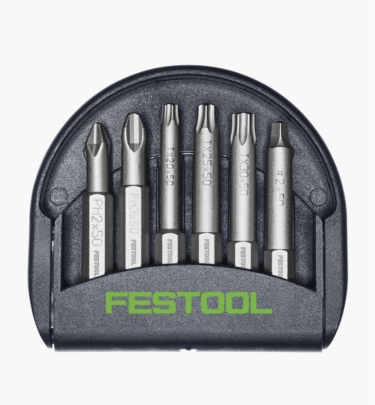 ZA204386 - Festool Bit Cassette BT-IMP SORT6