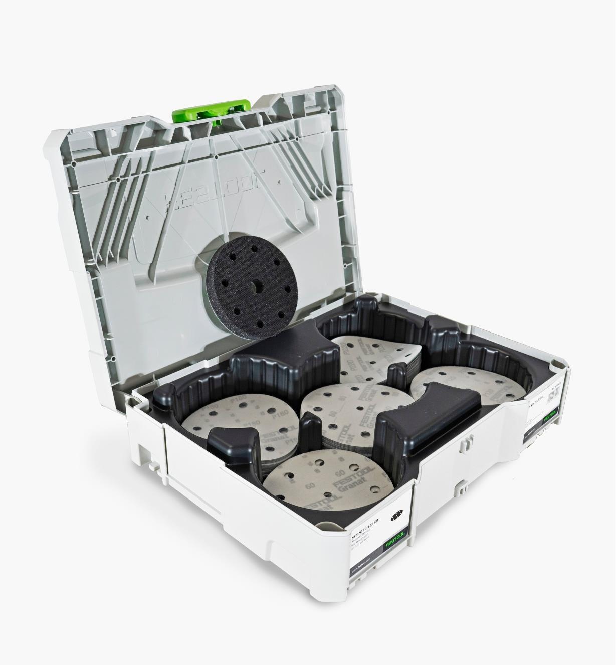 D125 Abrasive Disc Starter Set