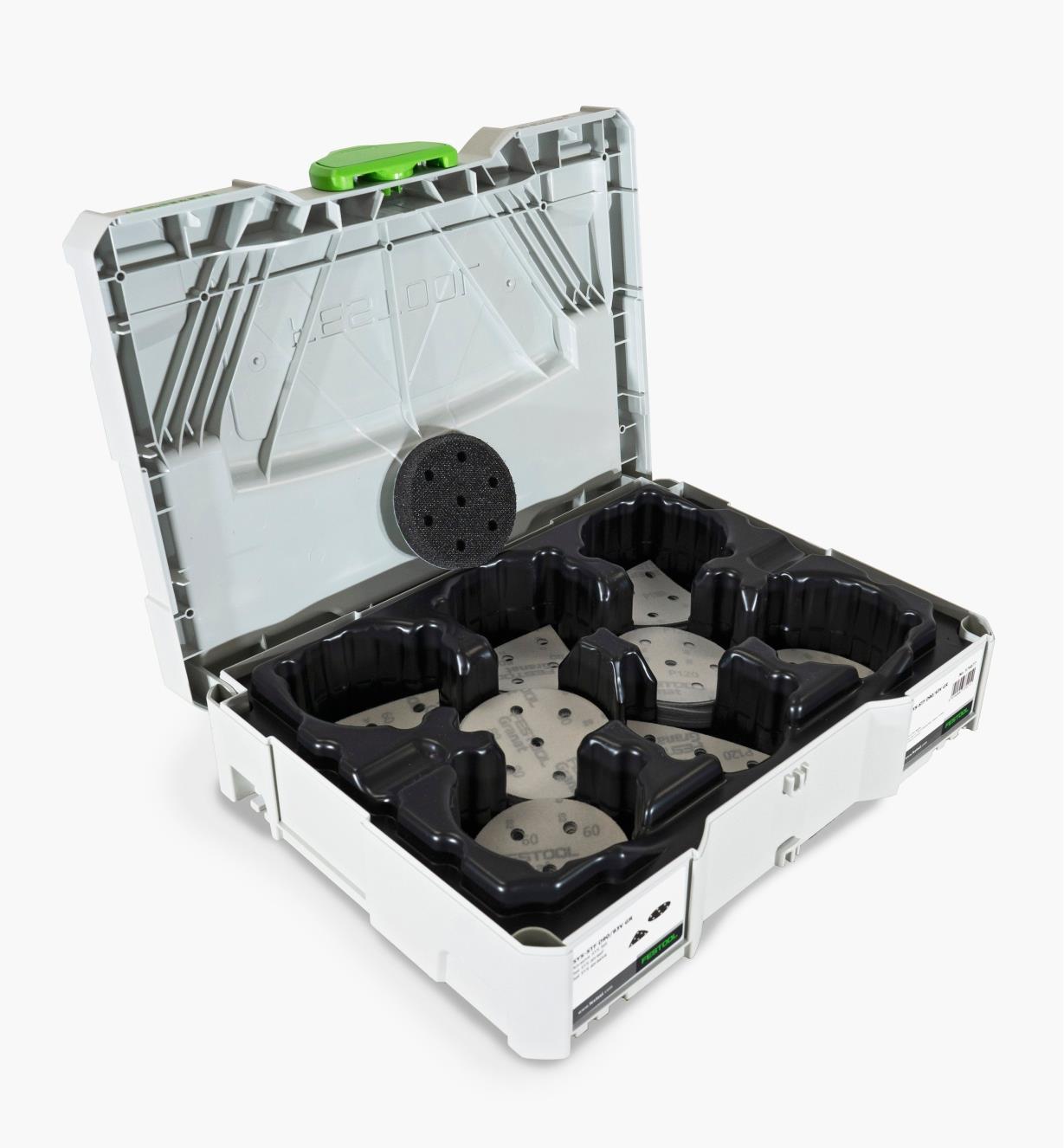 Festool D90 Abrasive Starter Set