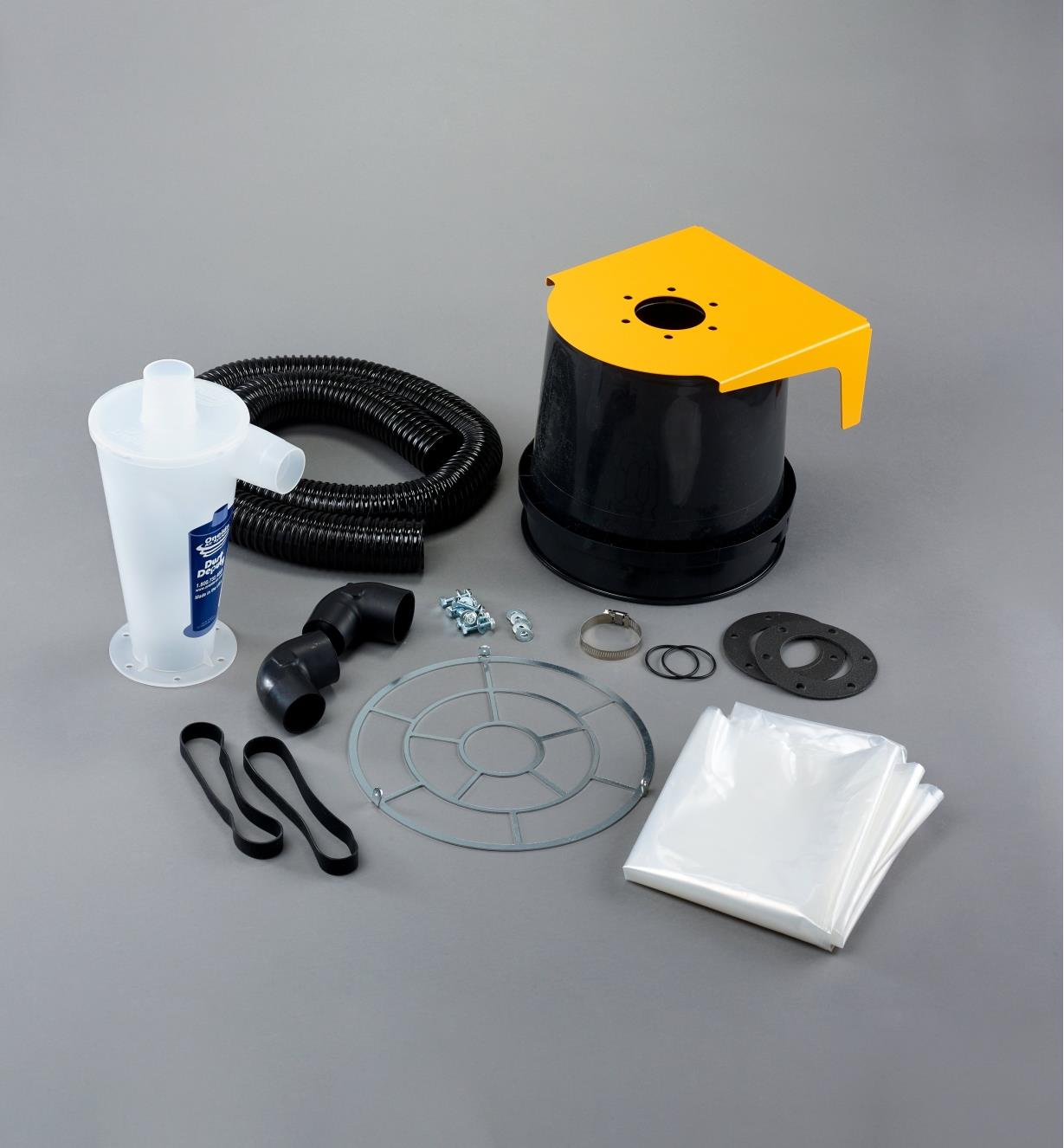 03J0215 - Ensacheuse pour aspirateur d'atelier Dust Deputy