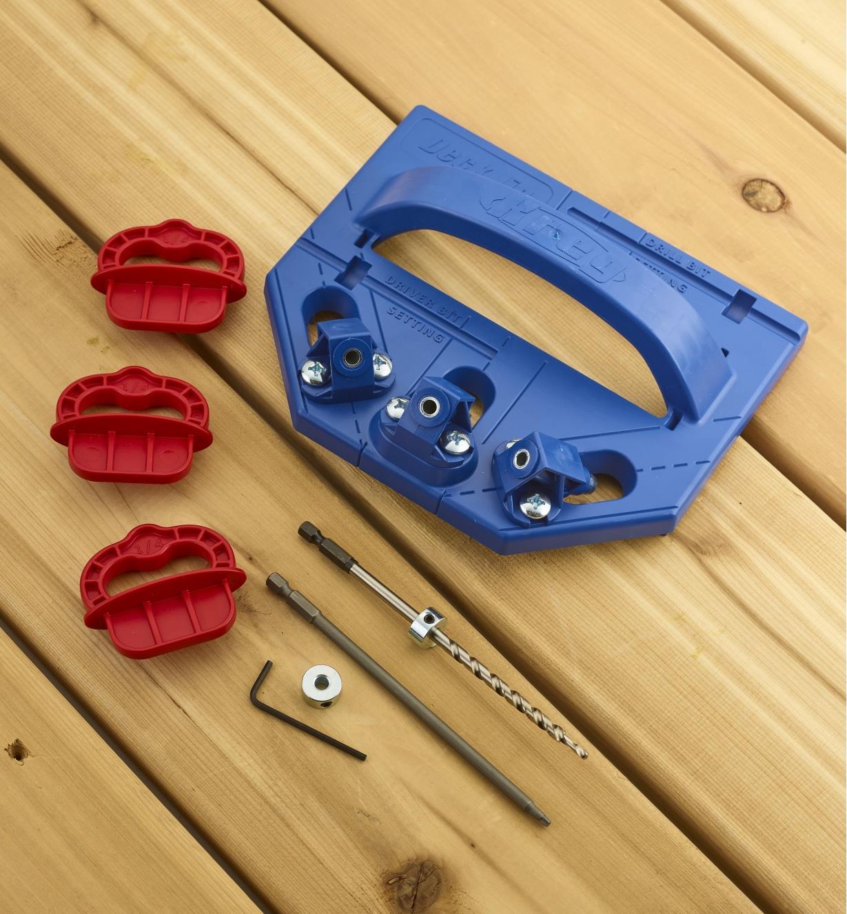 25K6090 - Kreg Deck Jig Kit