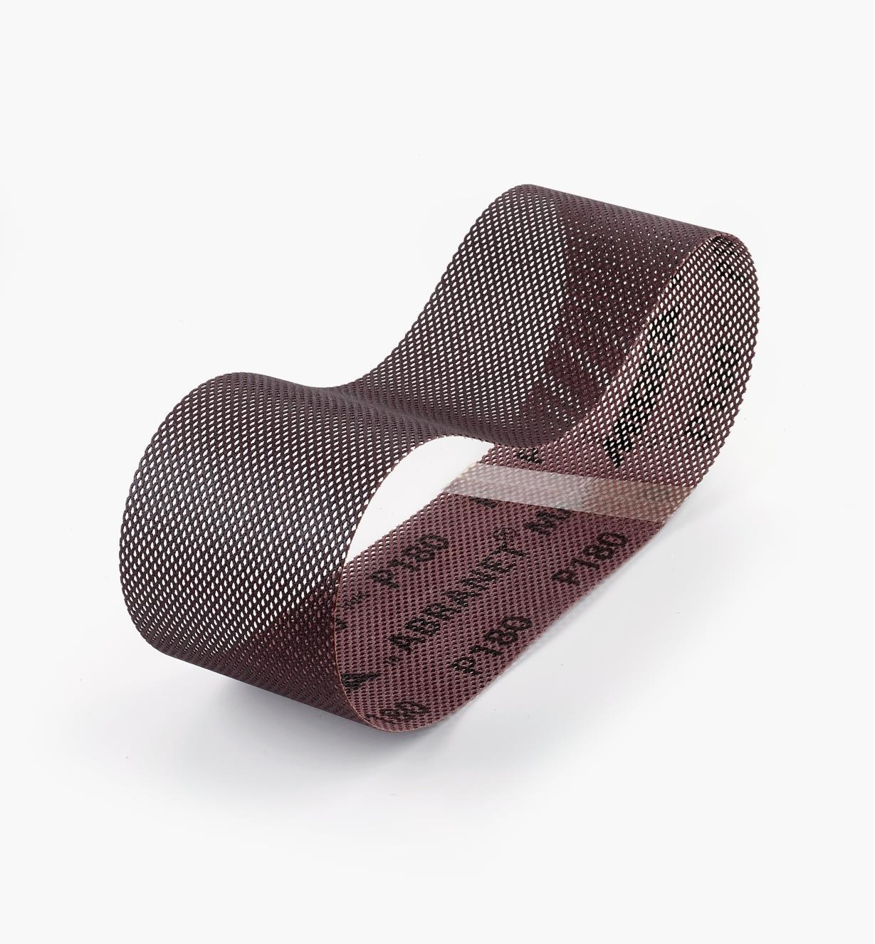 """55K9323 - 180x 3"""" × 24"""" Abranet Belt, each"""