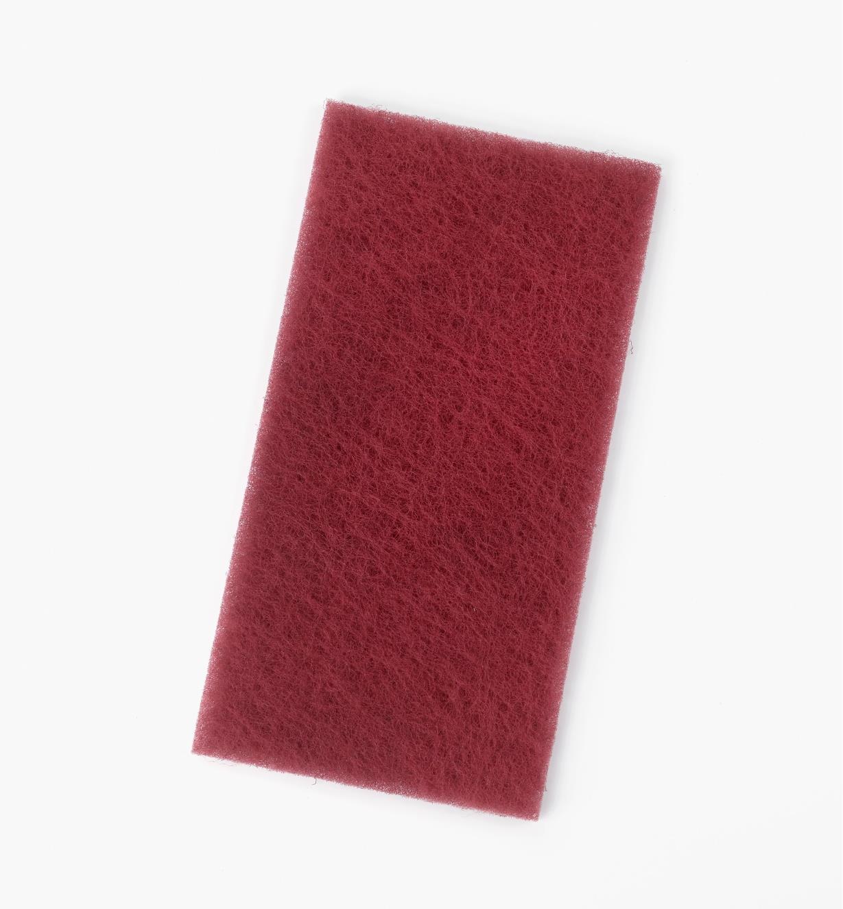 55K9341 - 360x Mirlon Total Abrasive Pad, each