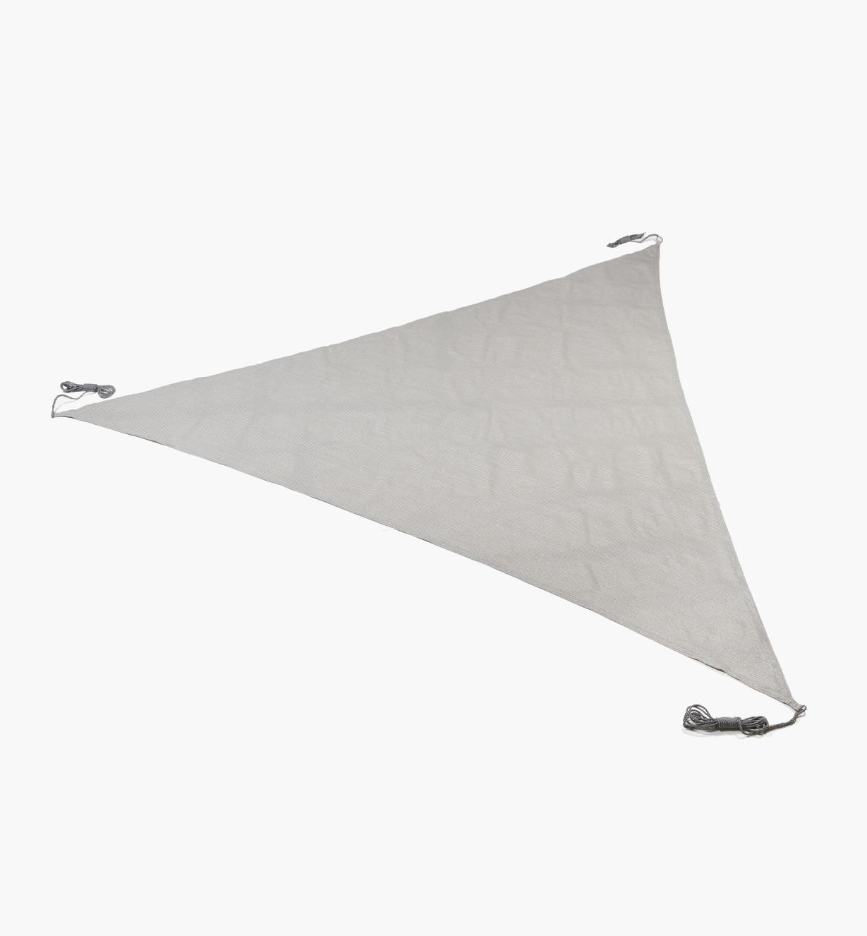 "BL614S - Coolaroo 11'10"" Triangle Shade Sail"
