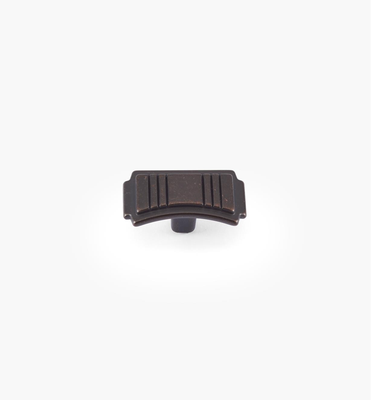 00A7621 - Belair Hardware – Dark Bronze Knob