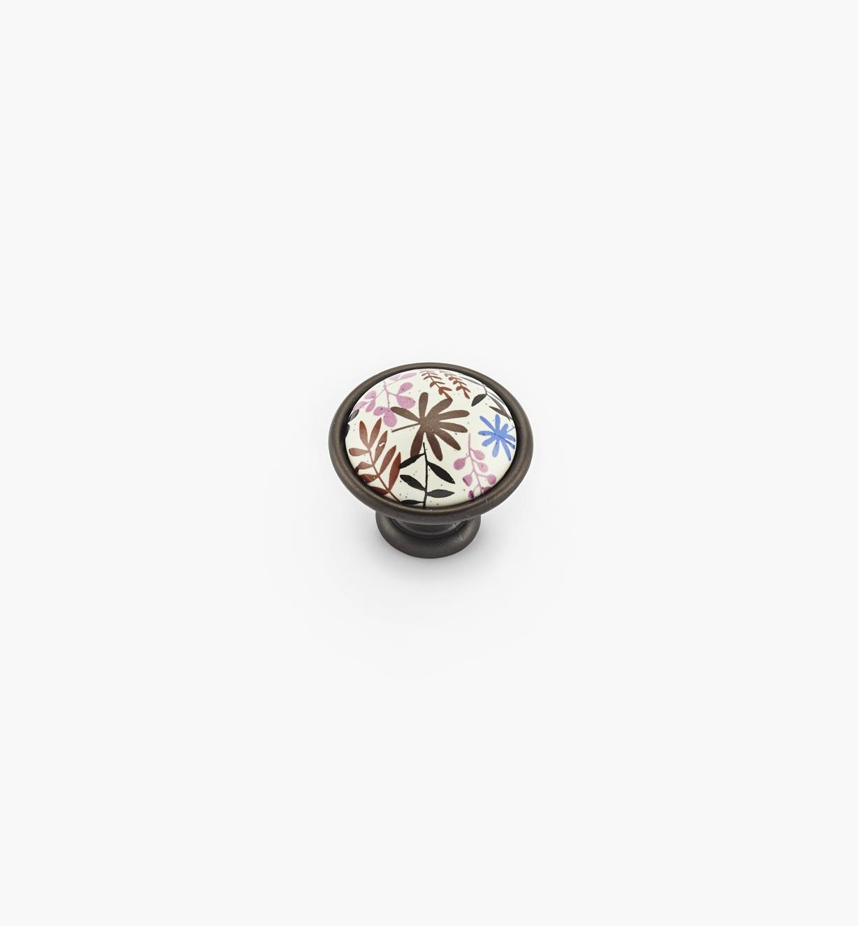 00A7752 - Bouton floral New Deco, 38 mm