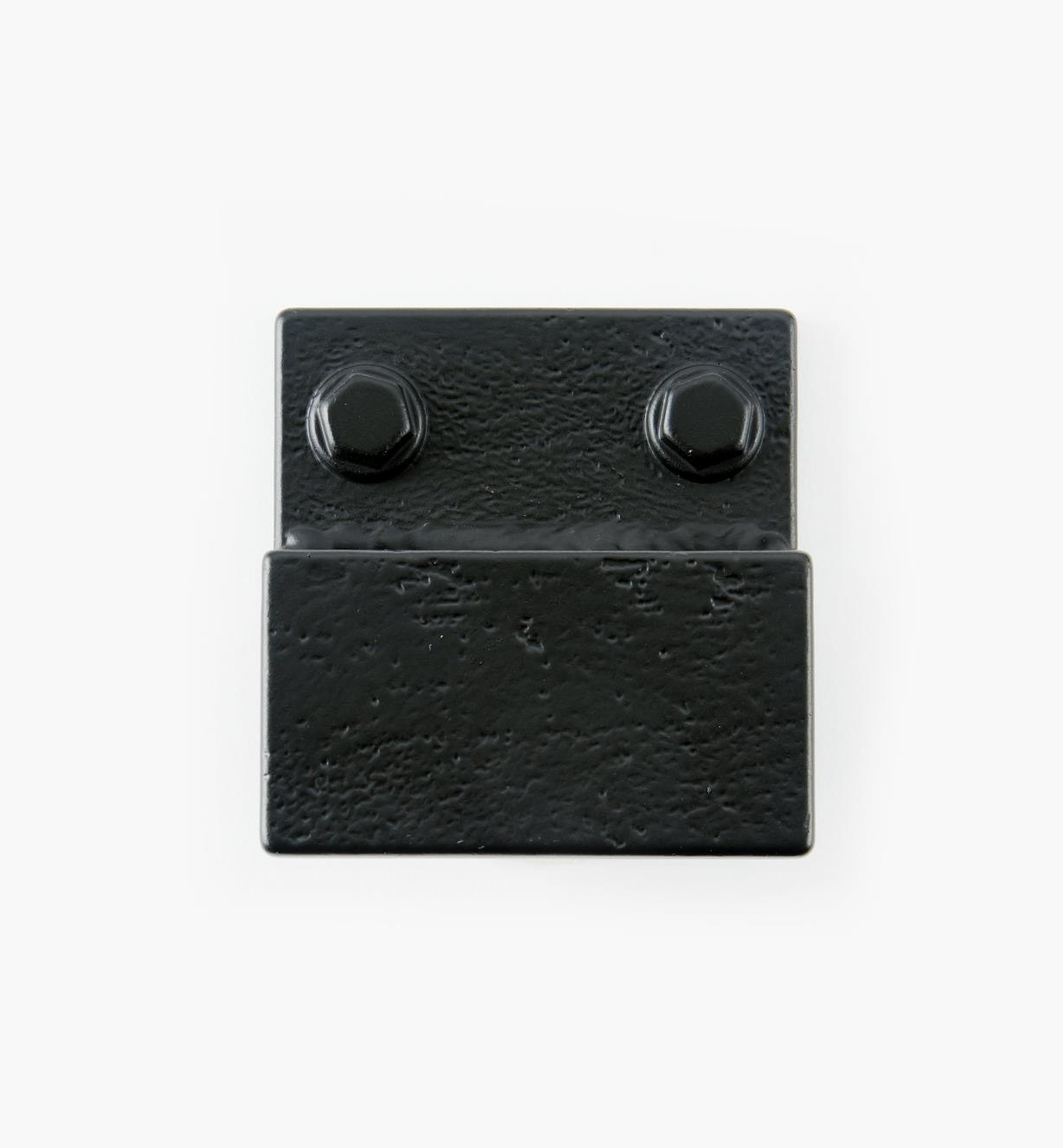 00A7826 - Factory Hardware 32mm Blackened Iron Pull, each