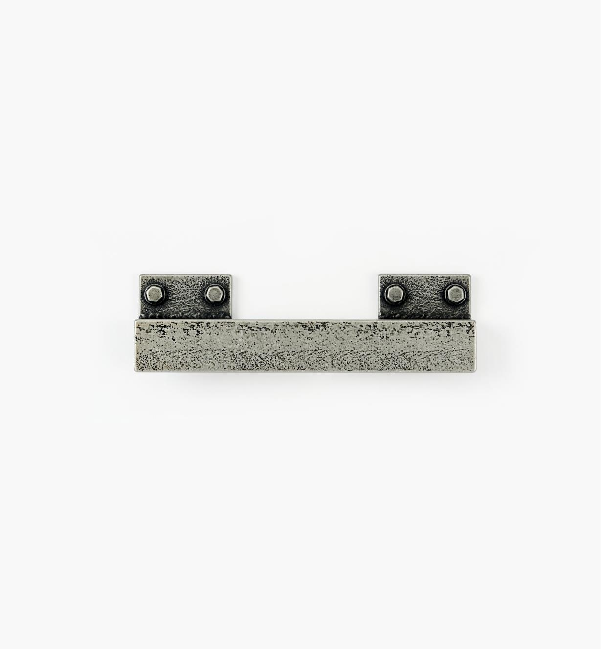 00A7833 - Factory Hardware 160/96mm Pewter Handle, each
