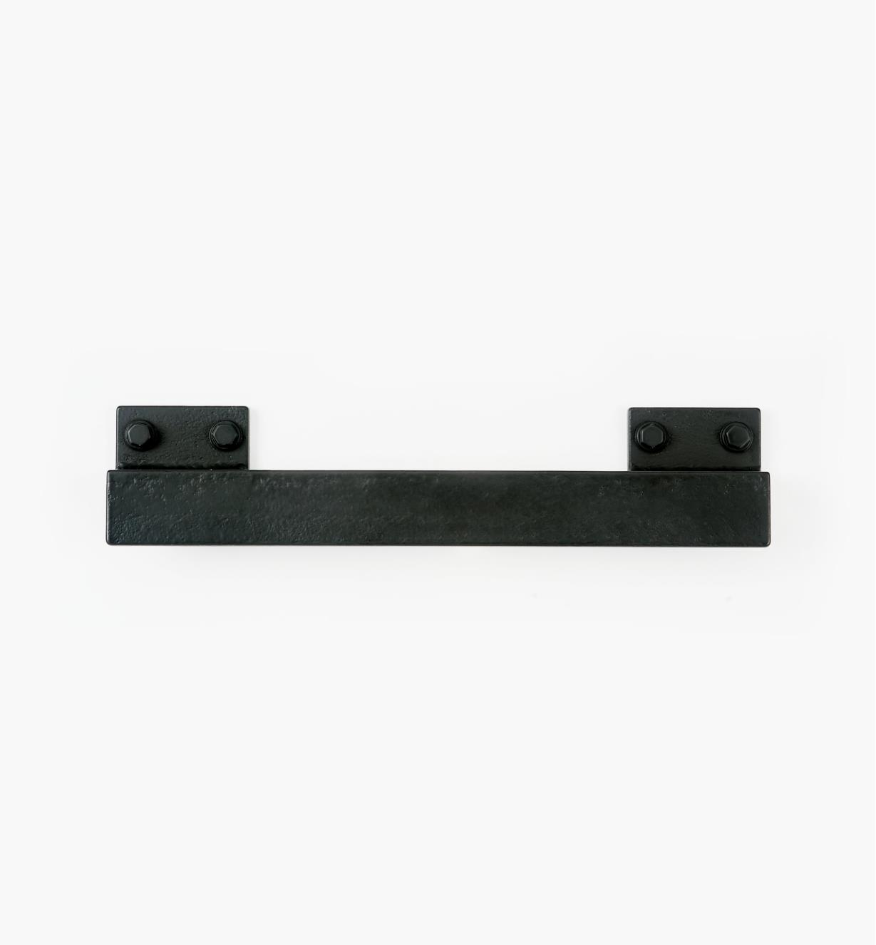00A7842 - Factory Hardware 224mm/160mm Blackened Iron Handle, each