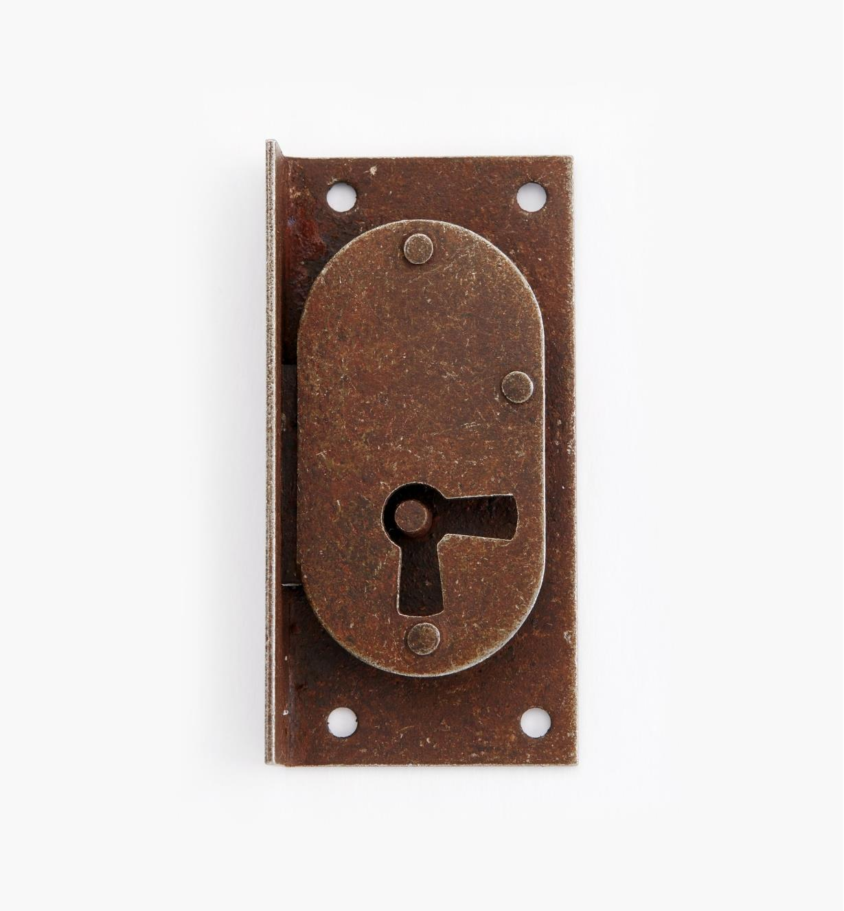00N3015 - 15mm Mortise Lock