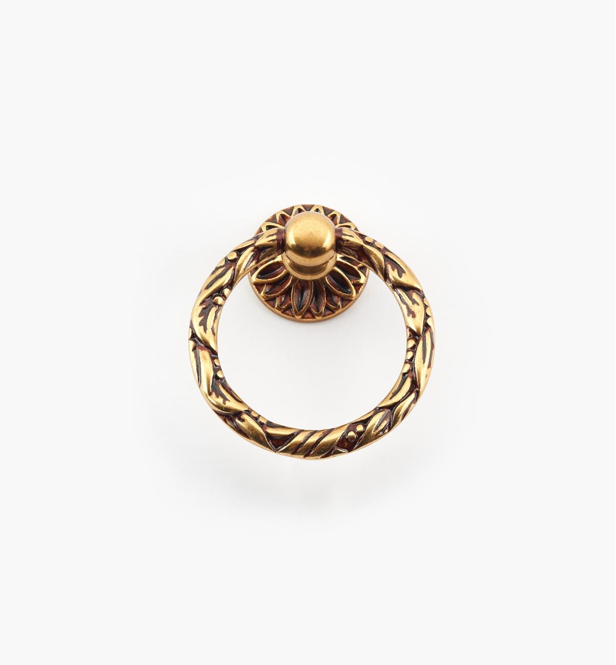 01A5811 - 42mm Louis XVI Ring Pull