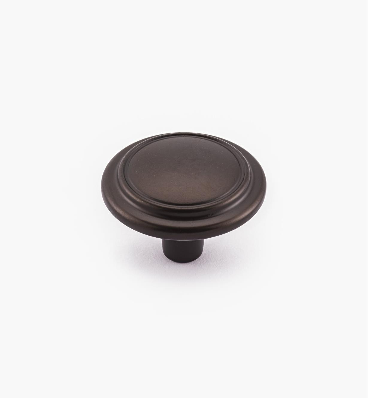 01W0615 - 32mm Oil-Rubbed Bronze Knob