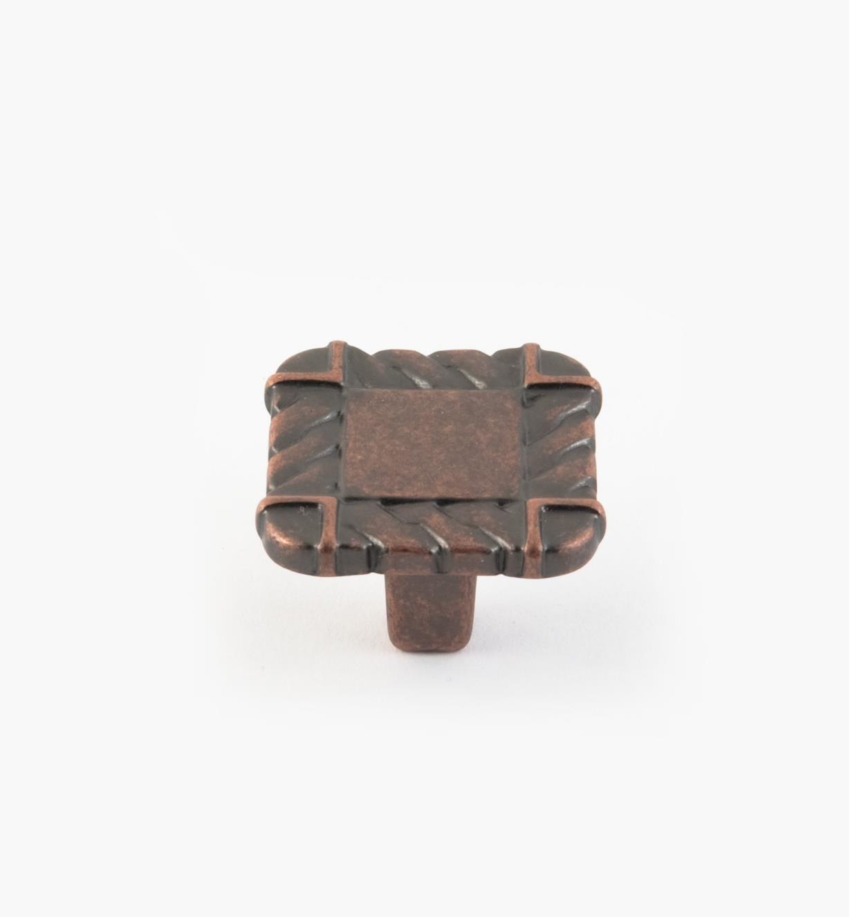 01W5010 - Galley Suite – Antique Copper Knob