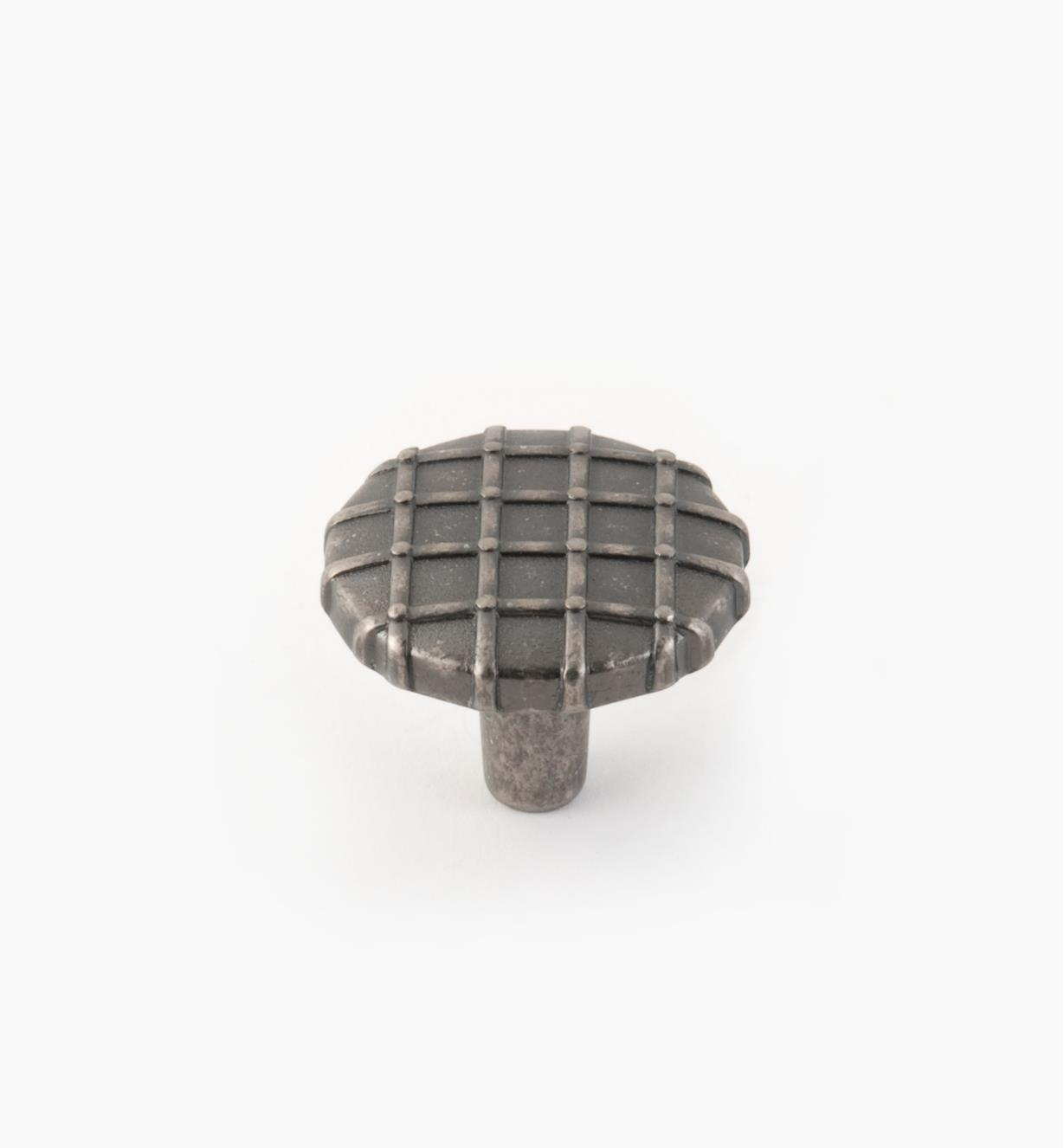 01W5040 - Midtown Suite – Antique Pewter Knob