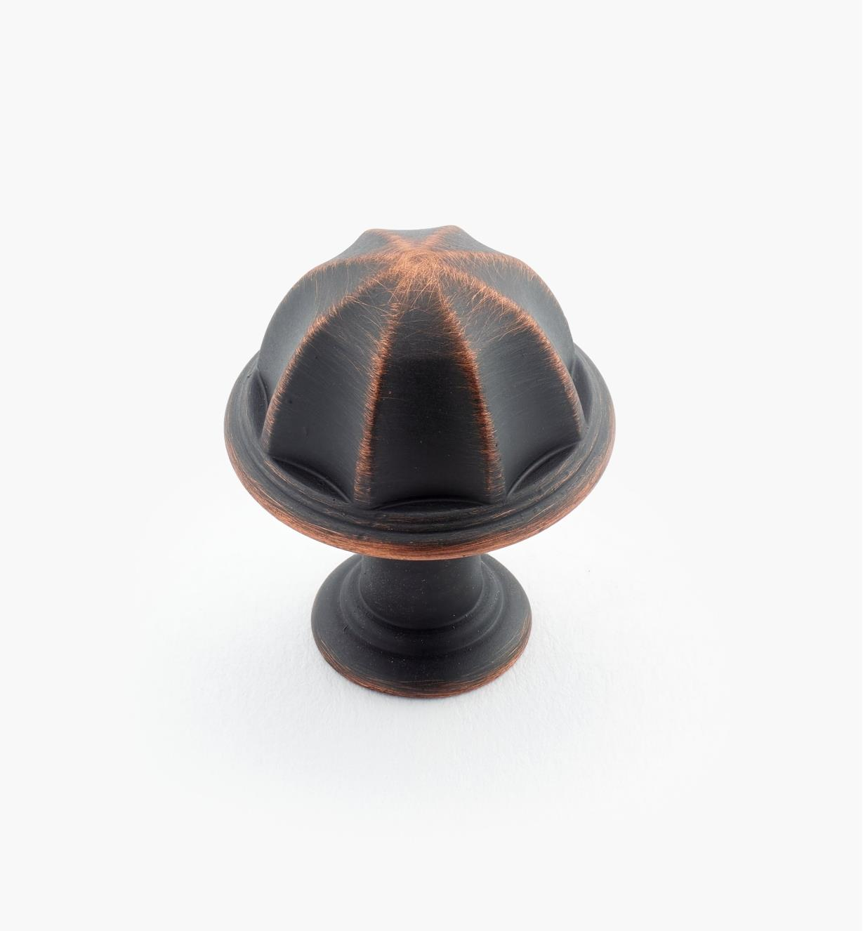 "02A4570 - 1"" Oil-Rubbed Bronze Knob"