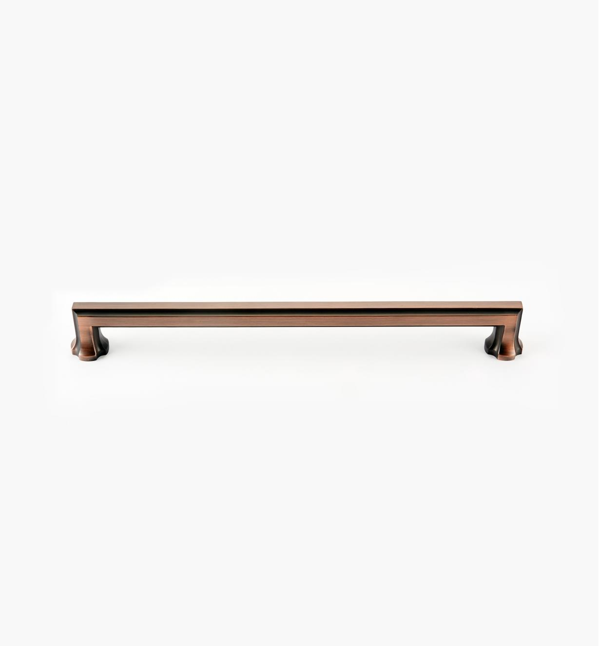 "02A5105 - Empire Suite – 12"" Brushed Bronze Appliance Handle"