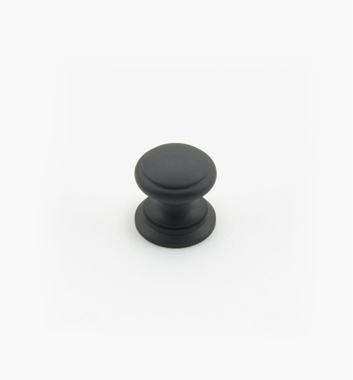 "02W1426 - Oil-Rubbed Bronze Suite - 5/8"" x 5/8"" Round Brass Knob"