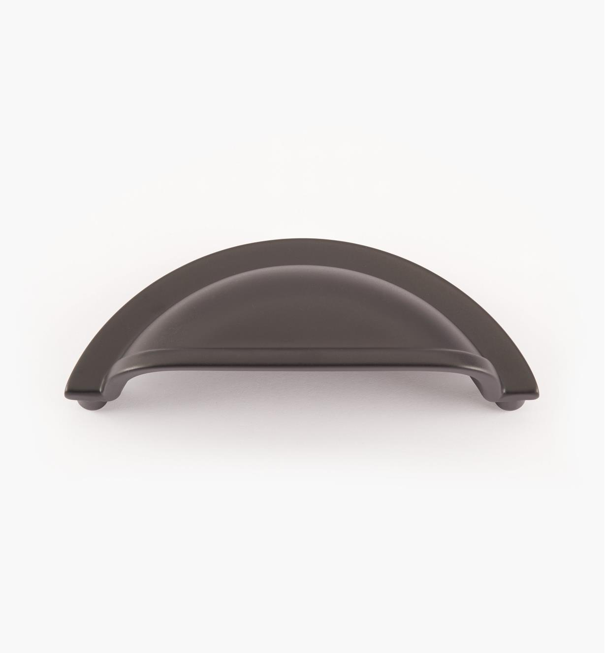 "02W1638 - Oil-Rubbed Bronze Suite - 4"" Round Cast Pull"
