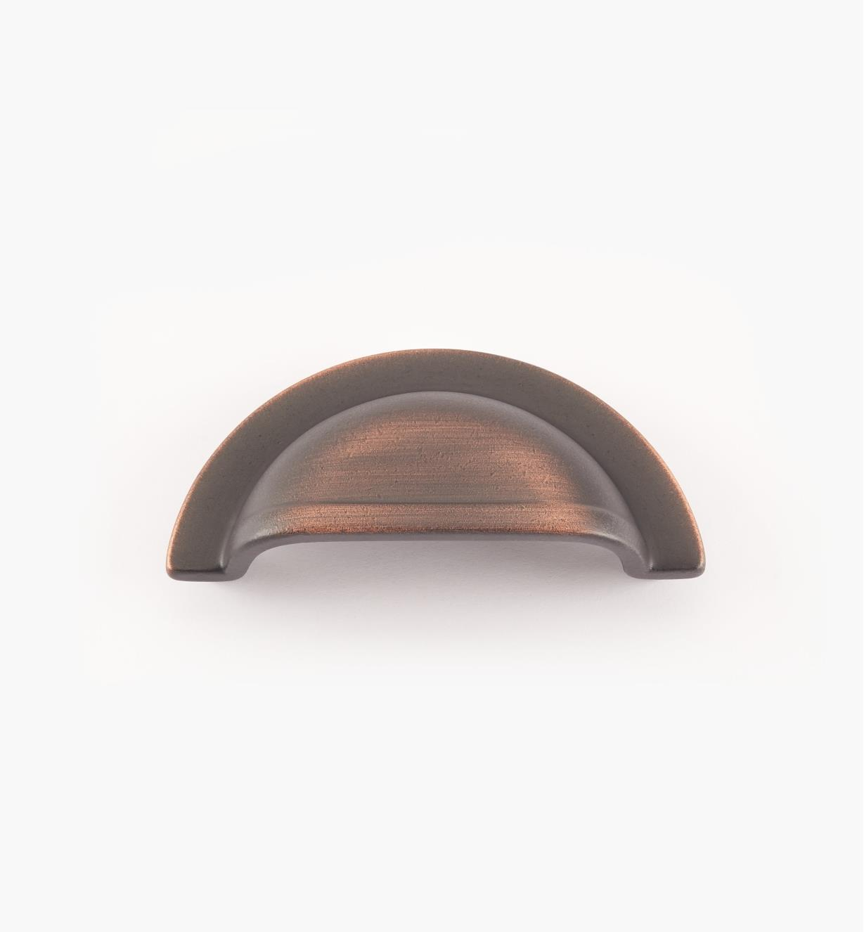 "02W1657 - Weathered Bronze Suite - 3"" Round Cast Pull"