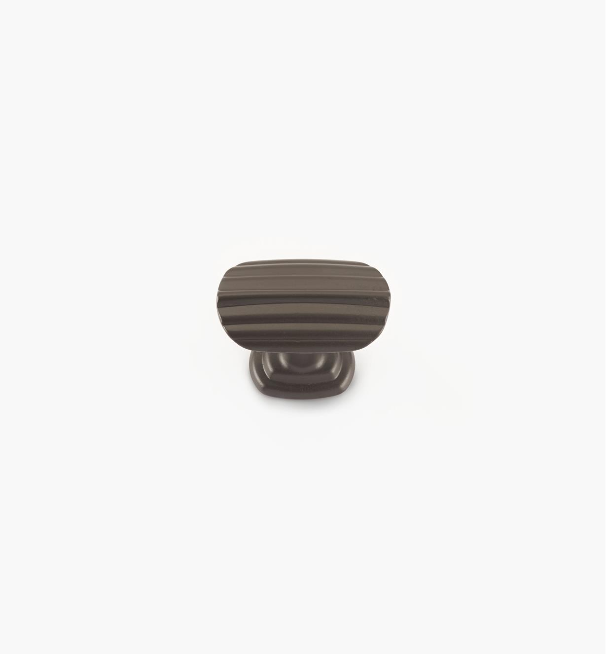 02W1730 - Tsou 38mm x 24mm Oil-Rubbed Bronze Knob