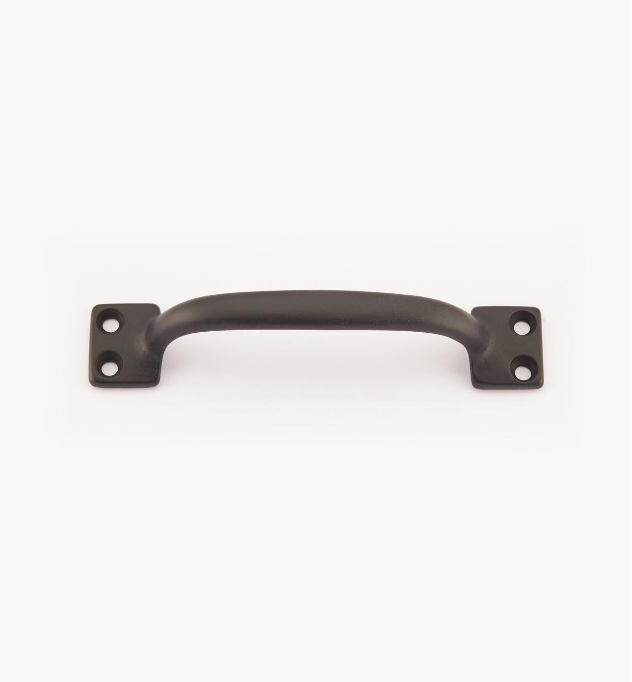 "02W2792 - Oil-Rubbed Bronze Suite - 4 5/8"" x 7/8"" Cast Utility Handle"