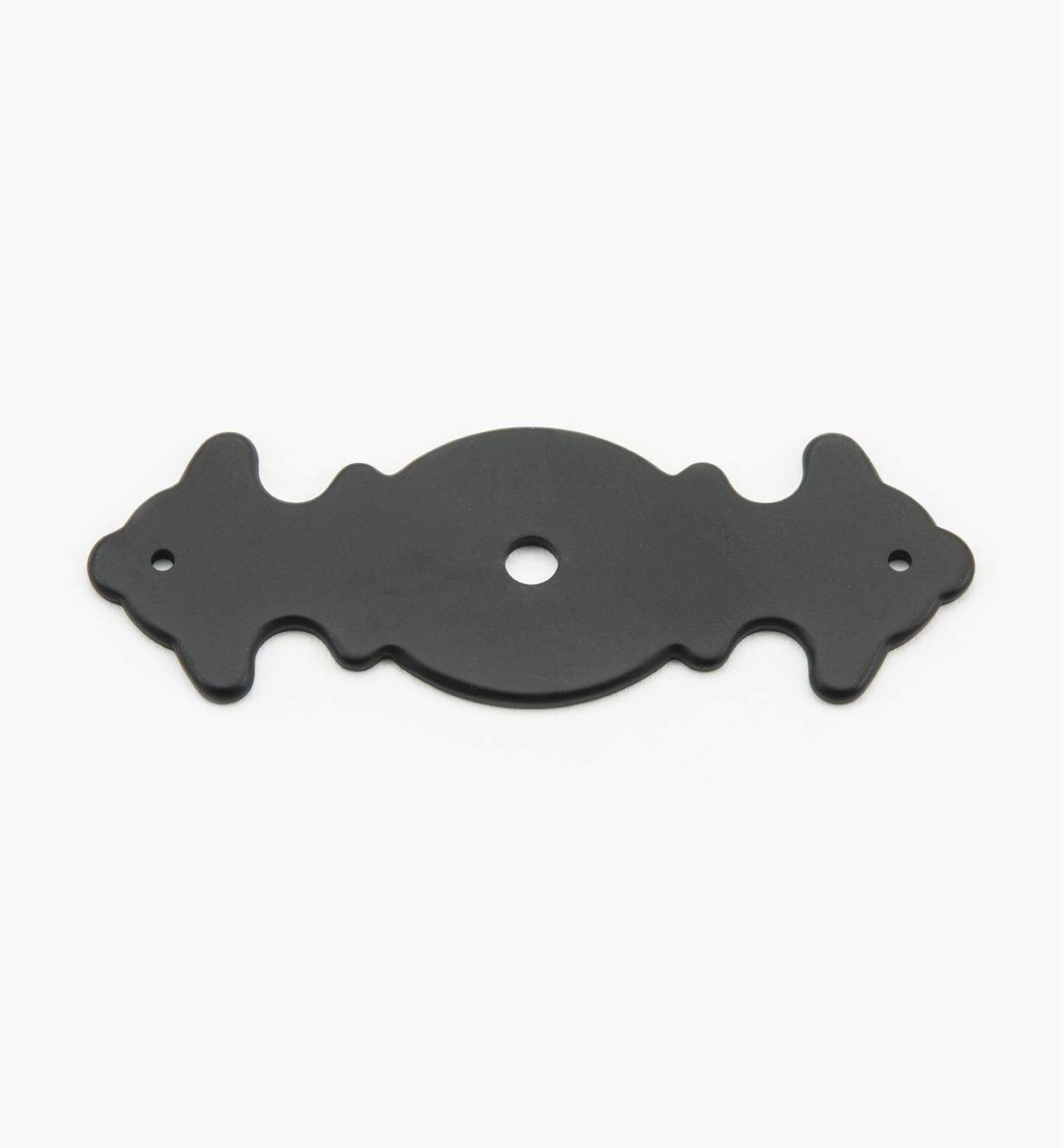 "02W3253 - Oil-Rubbed Bronze Suite - 1 1/8"" x 3 1/4"" Escutcheons"