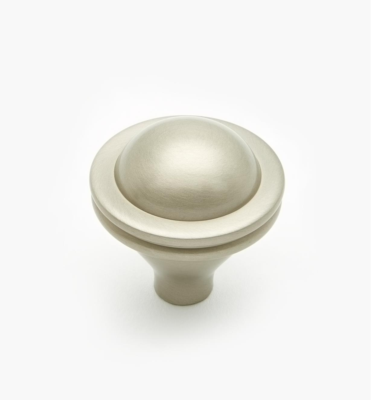02W4015 - Satin Nickel Knob