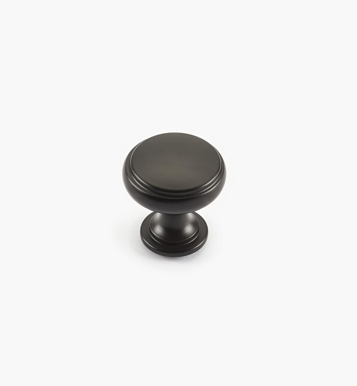 "02W4047 - 1 3/16"" Oil-Rubbed Bronze Knob"