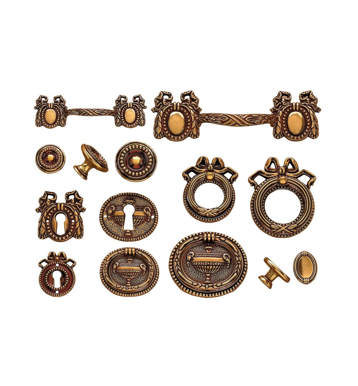 Louis XVI Suite V Hardware