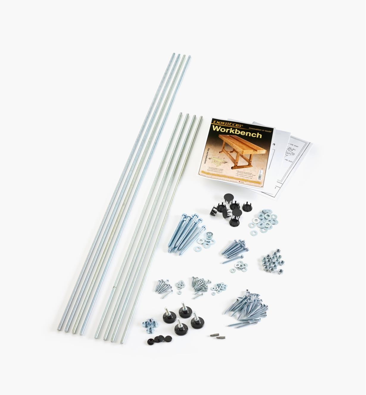 05G1512 - Veritas Basic Bench Kit