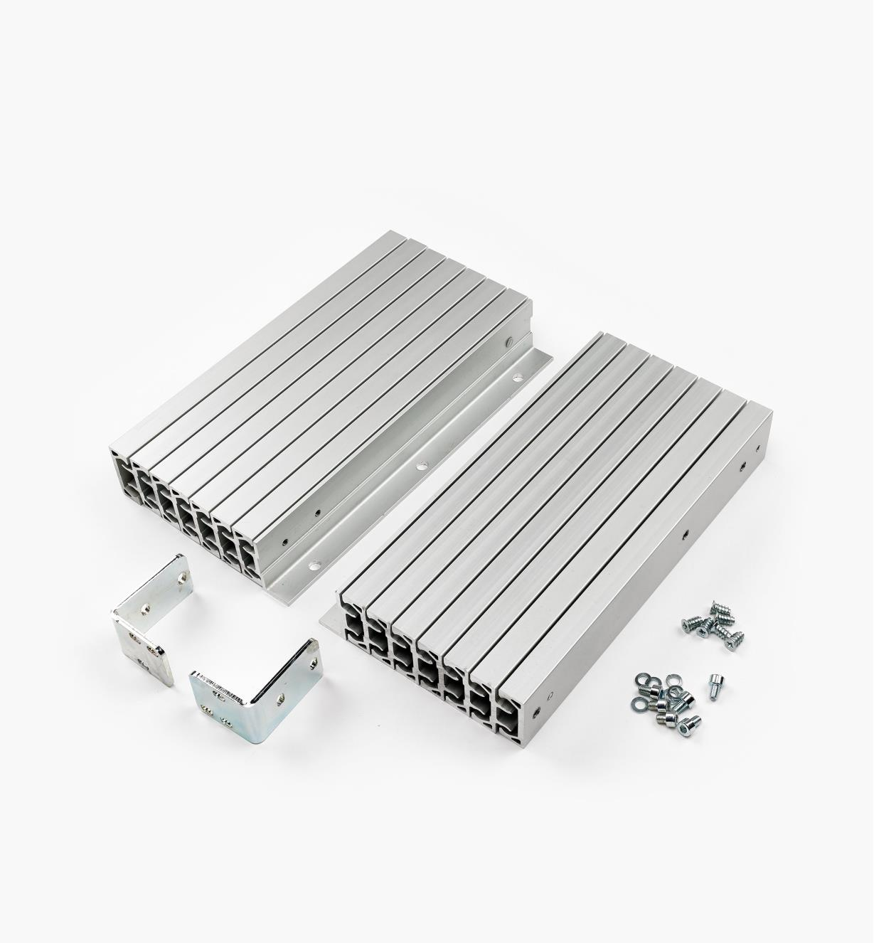 17K1802 - Surface Extension Slides, pair