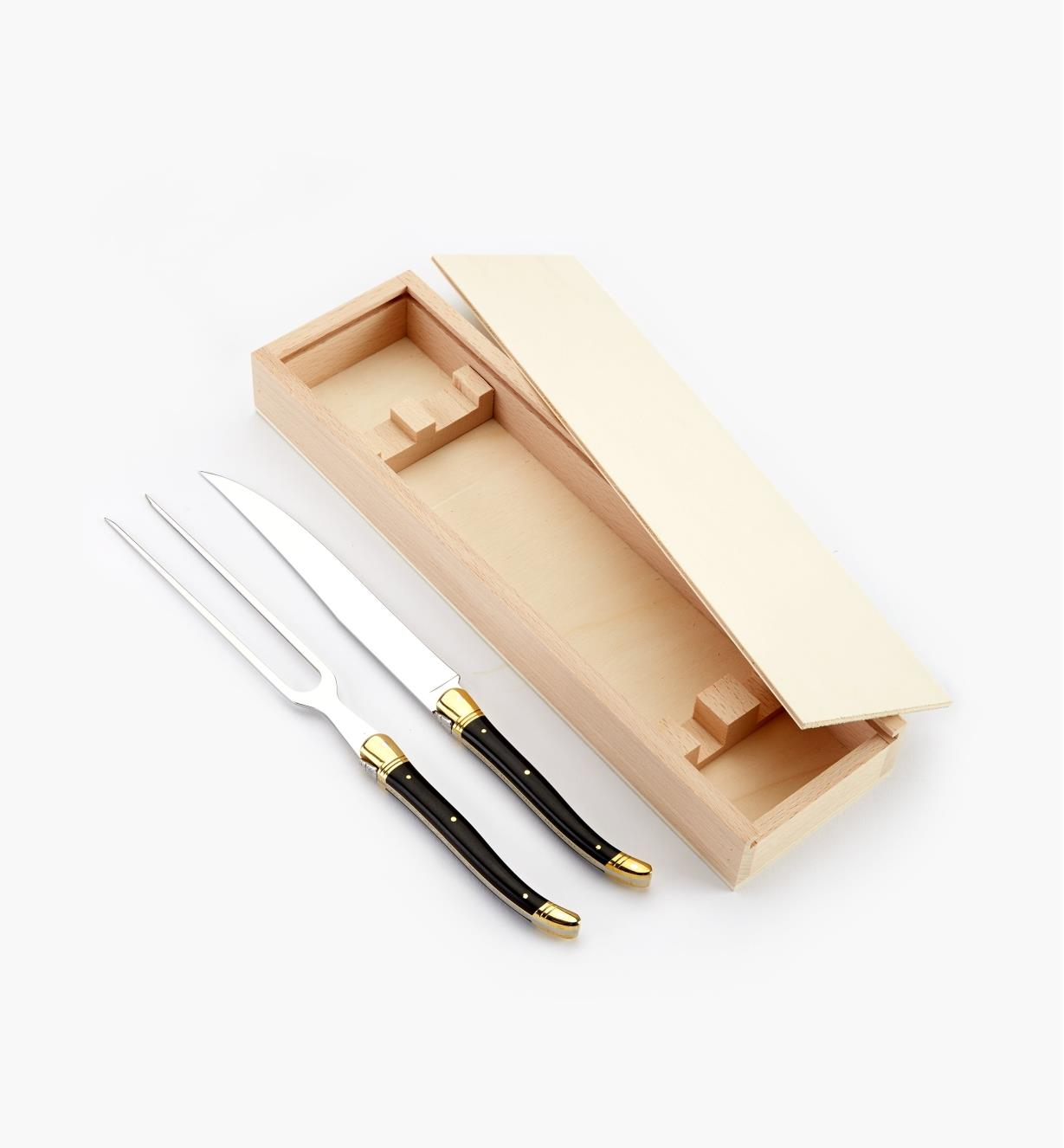 33K0618 - Laguiole Carving Set