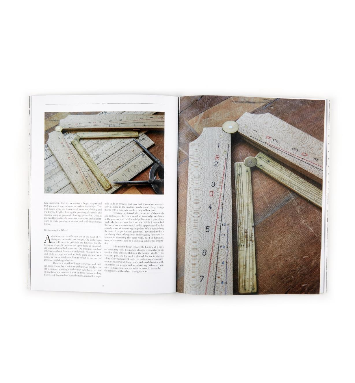 42L9513 - Mortise & Tenon Magazine, Issue 3