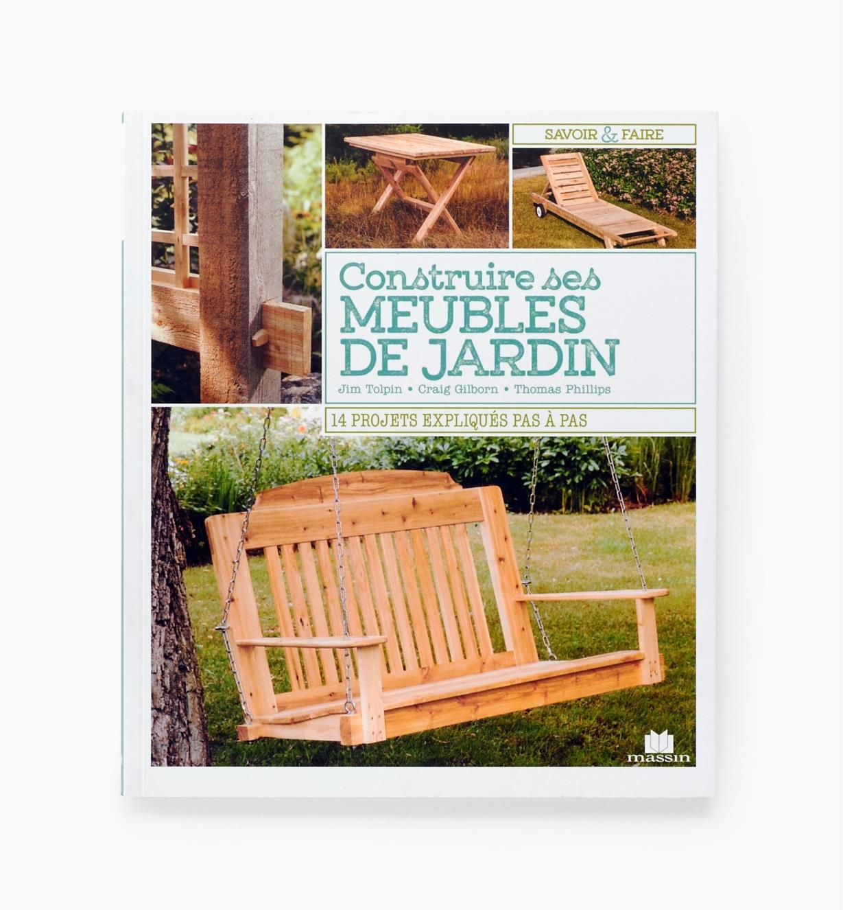 49L0207 - Construire ses meubles de jardin