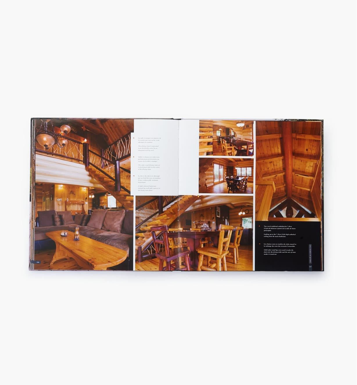 49L0208 - Log Homes of Québec