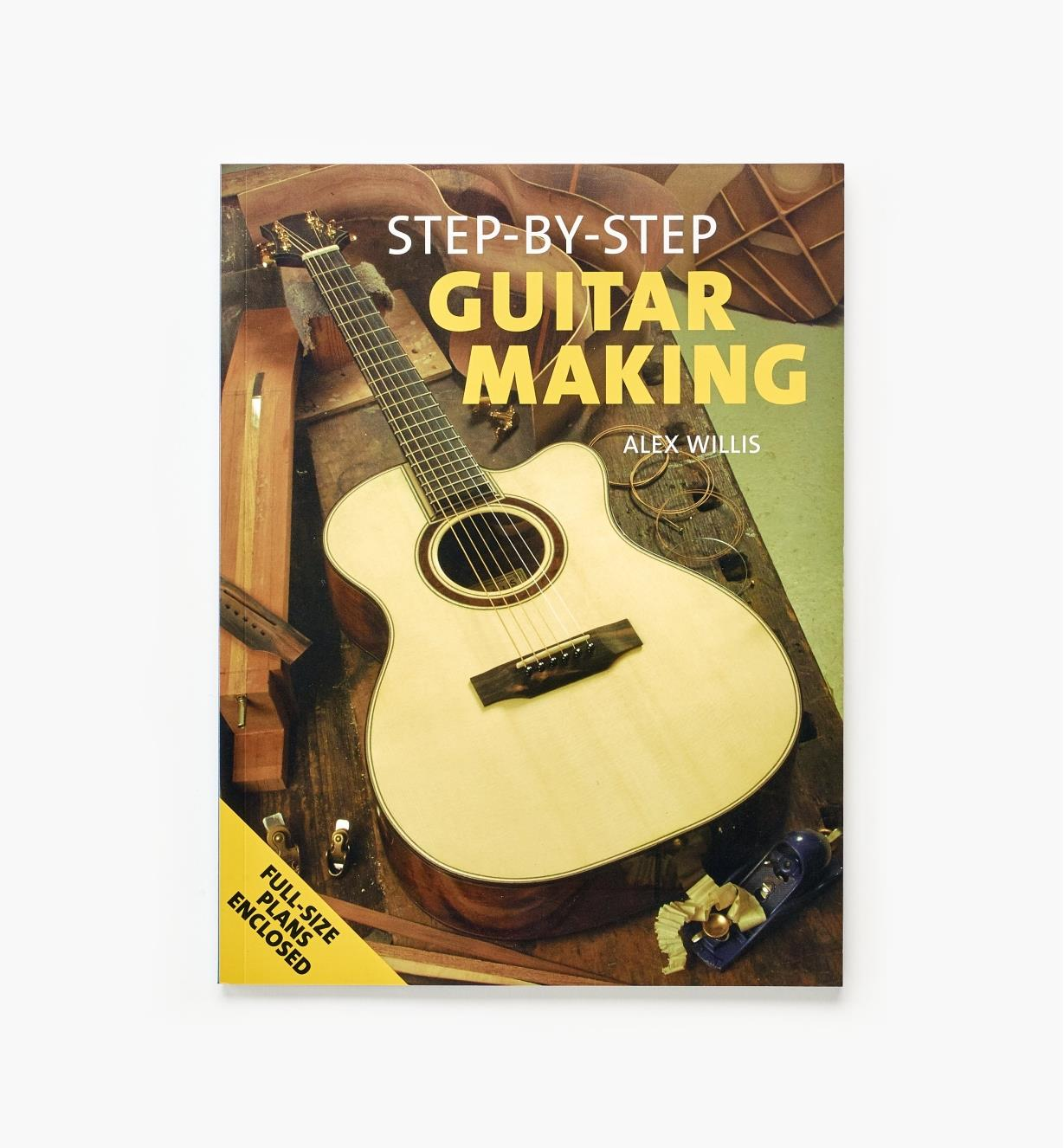 49L5127 - Step-By-Step Guitar Making