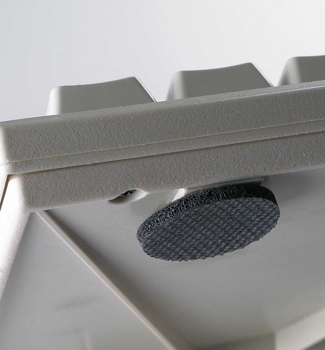 88K5907 - Disques antidérapants de 1 po, le paquet de 25