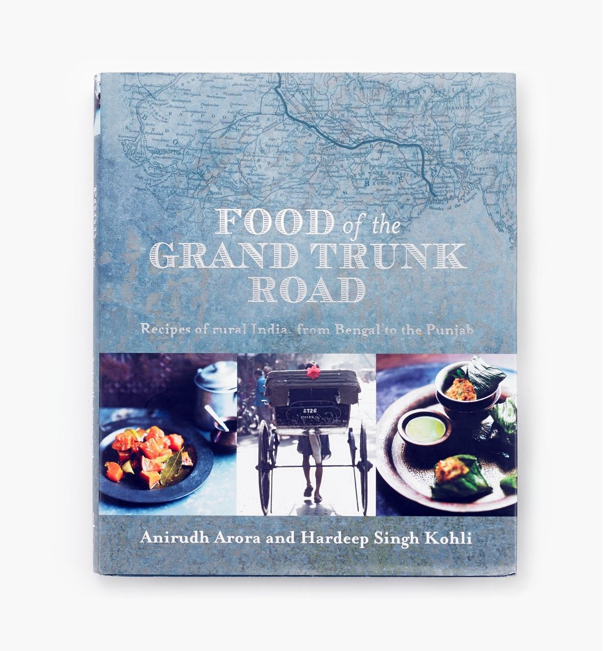 99W6929 - Food of the Grand Trunk Road