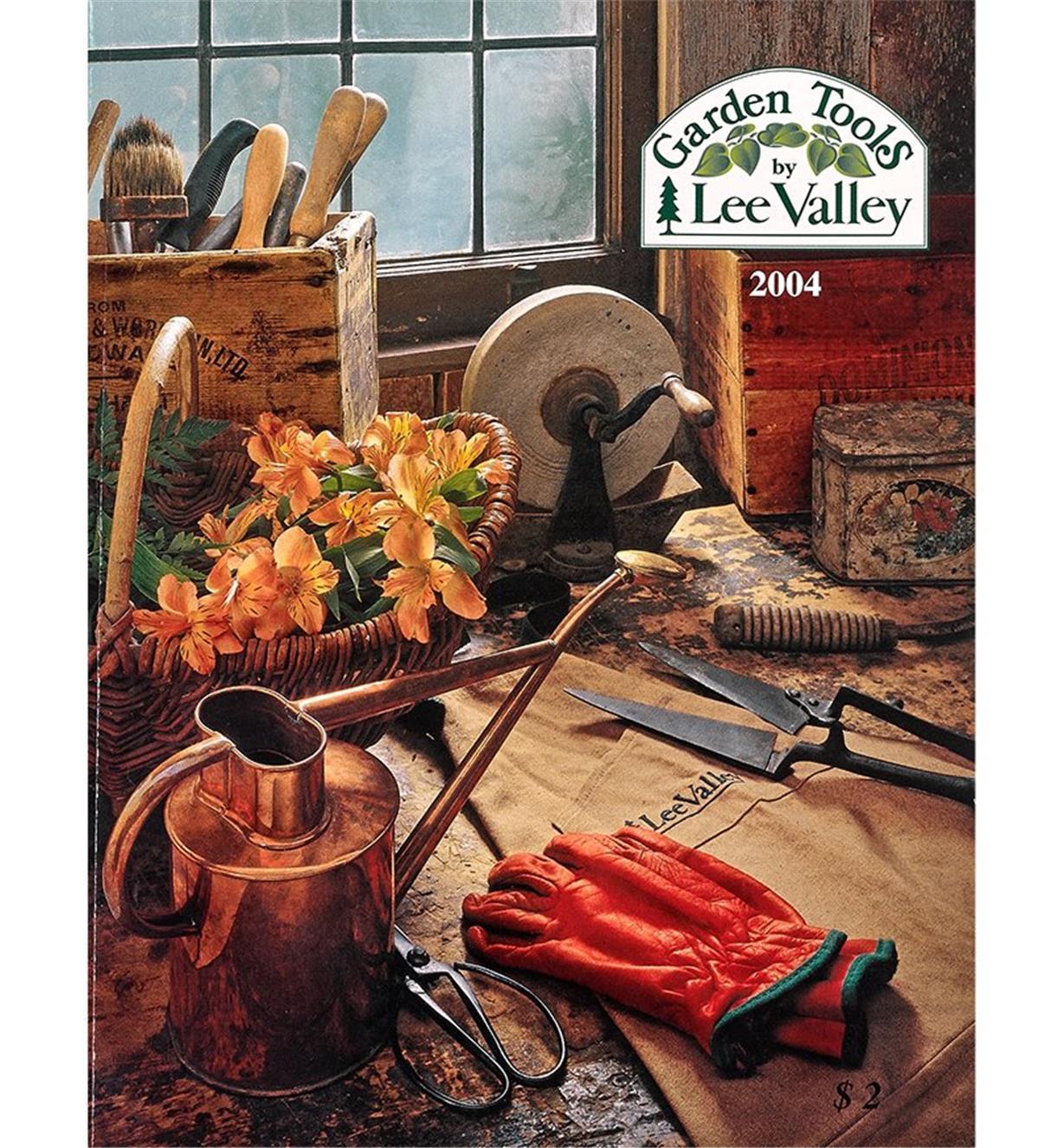 CG0204 - Garden Tools 2004, Canada