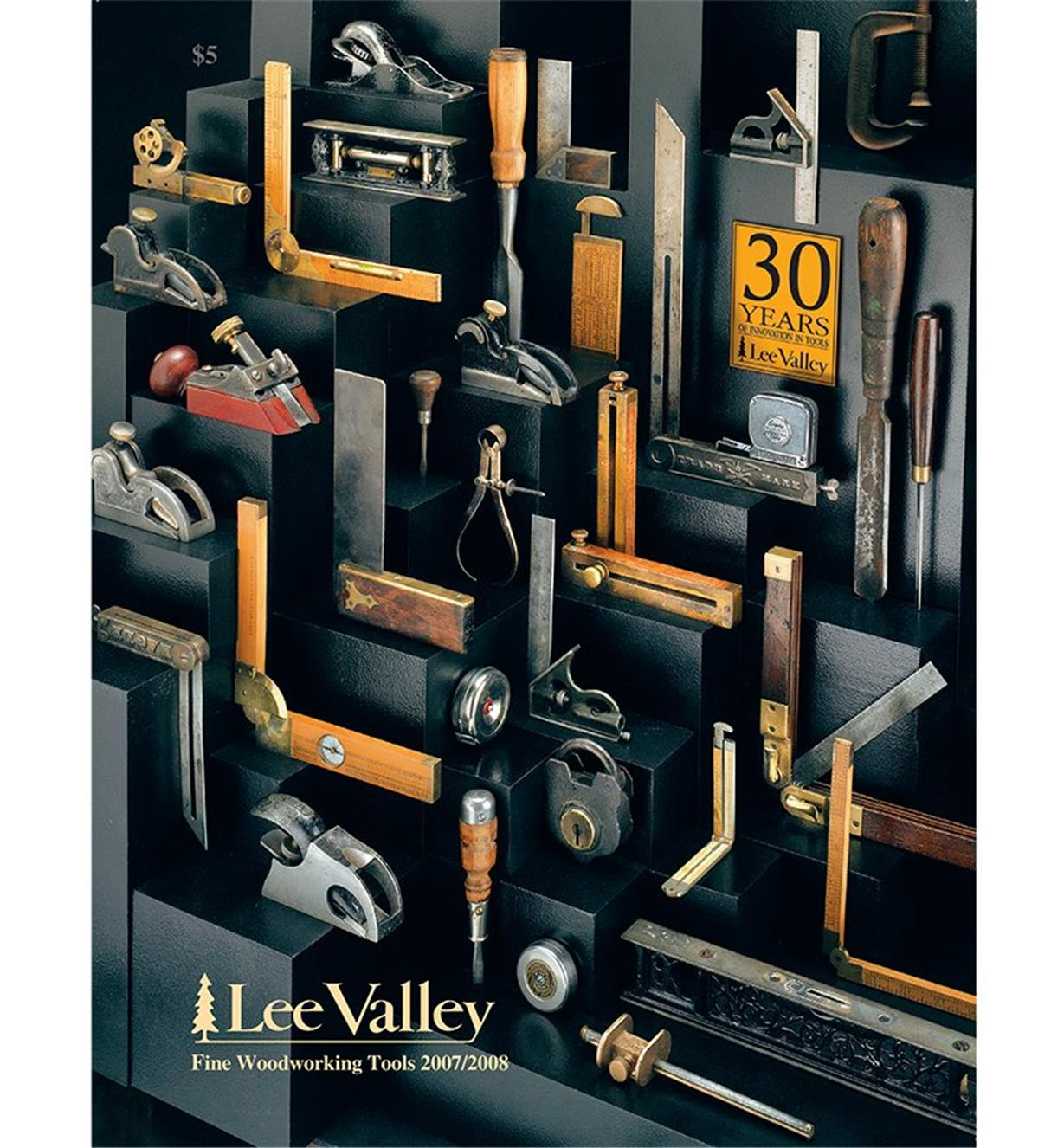 CW0908 - Fine Woodworking Tools 2007-2008, Canada