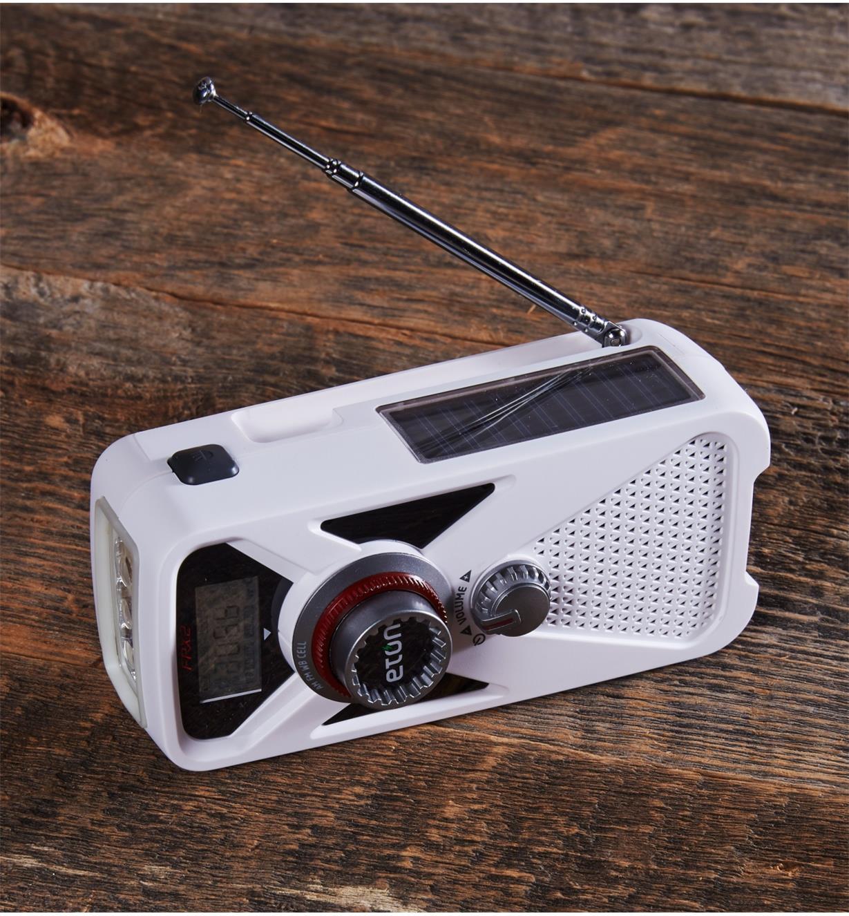 KC522 - Radio météo d'urgence rechargeable Eton