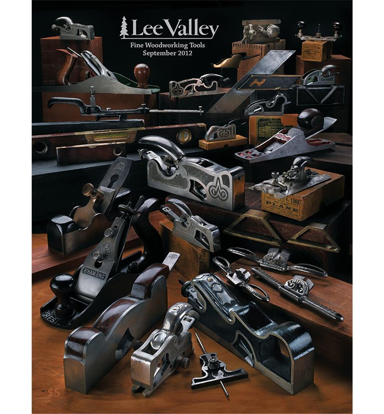 CW0913 - Fine Woodworking Tools, September 2012, Canada