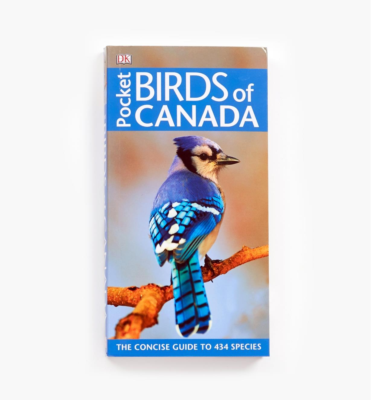 LA908 - Pocket Birds of Canada