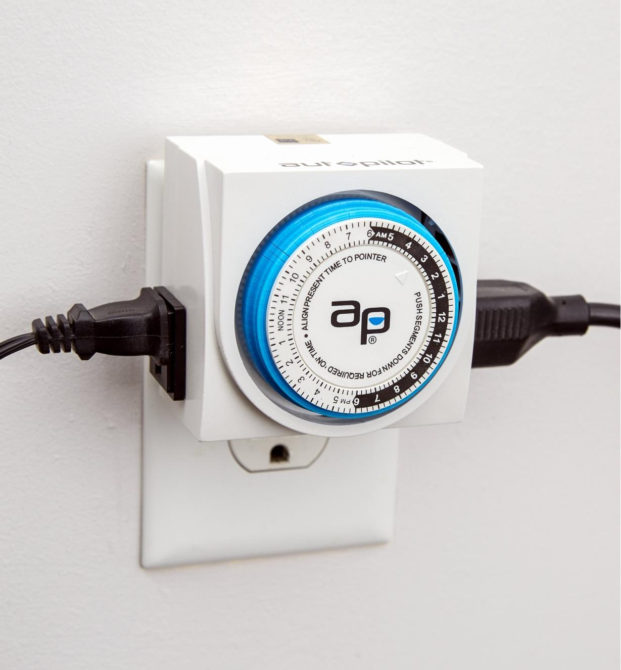 PK415 - Double-Outlet Timer