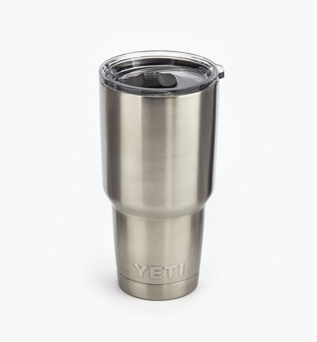74K0042 - 30 oz Yeti Tumbler, Stainless Steel