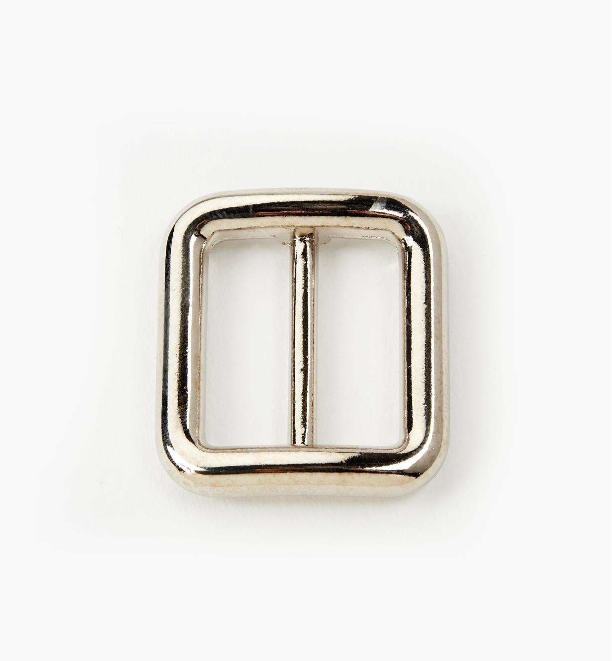 91Z5161 - ABC Morini 25mm x 22mm Nickel Plate Strap Keeper