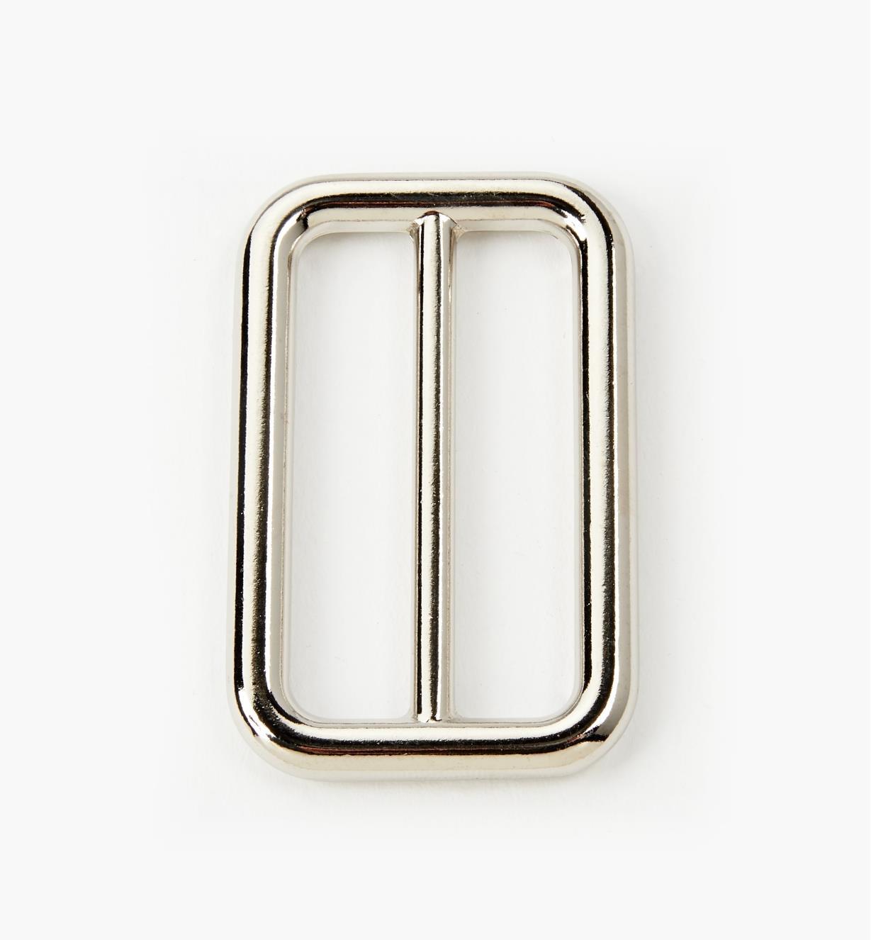 91Z5162 - ABC Morini 40mm x 23mm Nickel Plate Strap Keeper