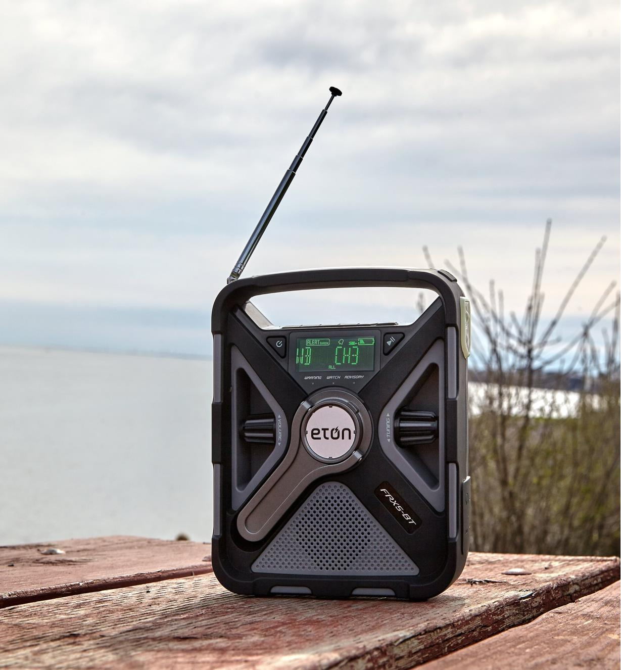 KC533 - Eton Emergency Weather Radio