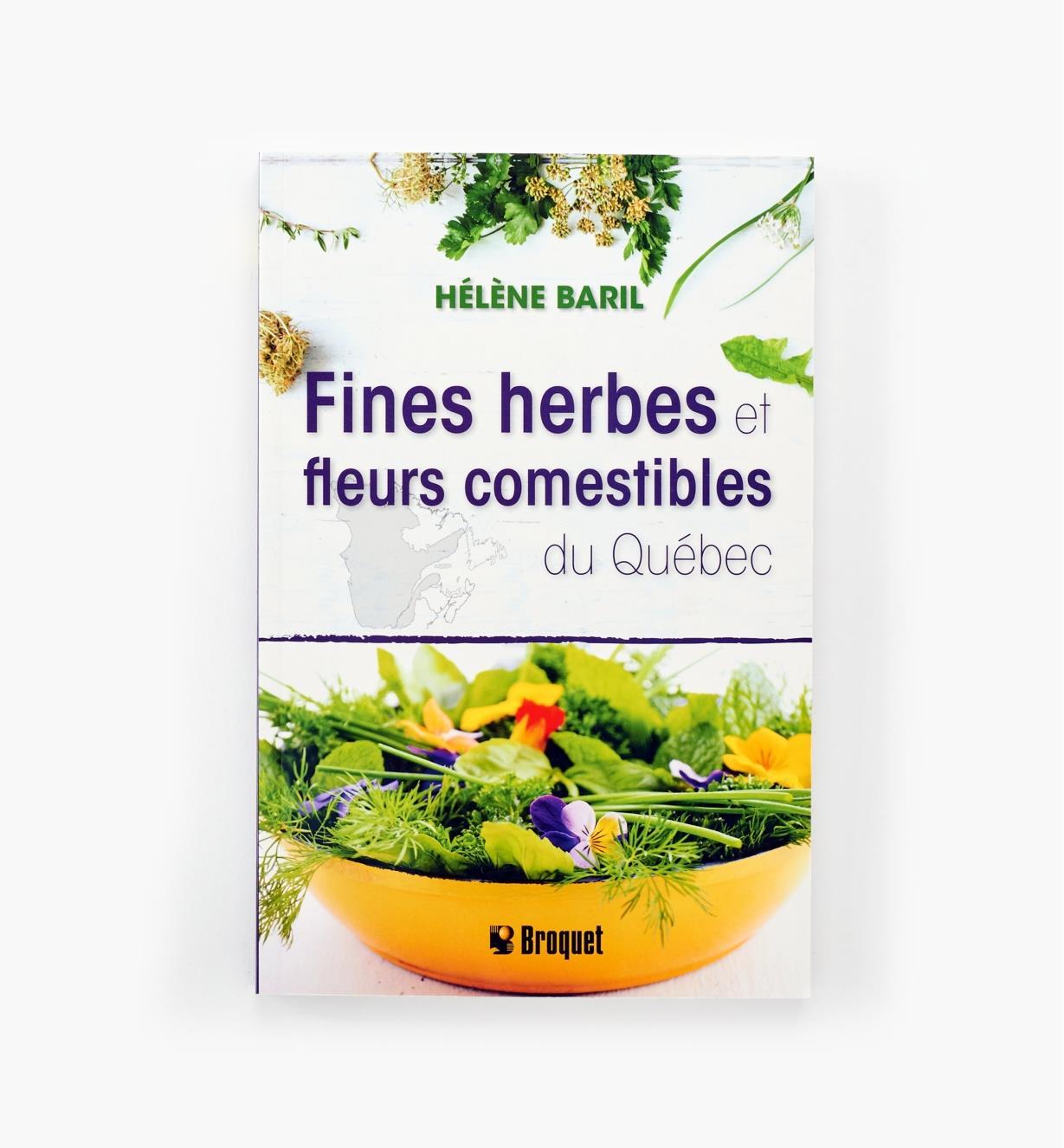 LD837 - Fines herbes et fleurs comestibles du