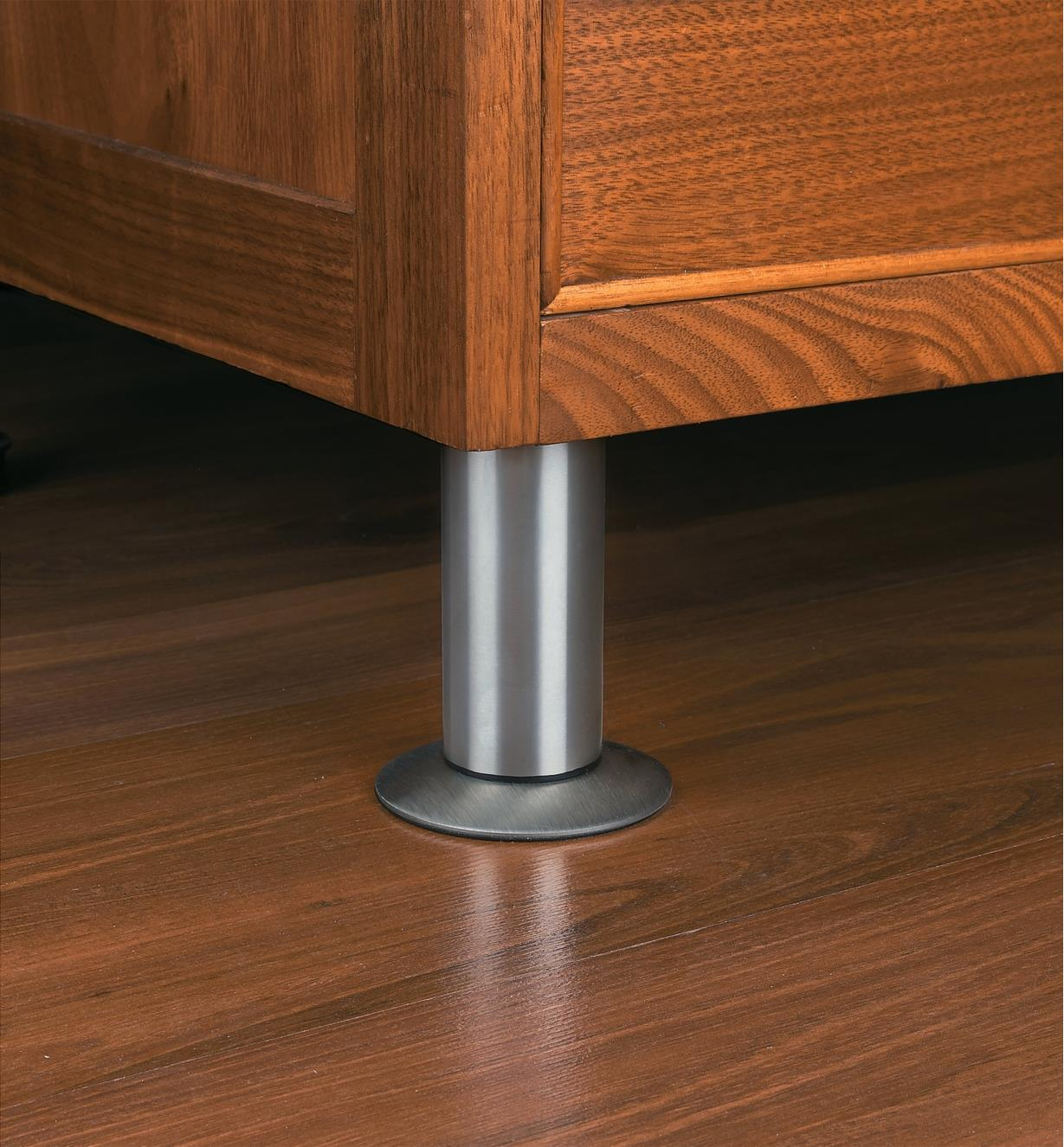 "00S8145 - Stainless-Steel Furniture 60mm (2 1/4"") Leg"